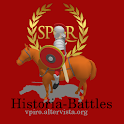 Historia Battles Rome icon