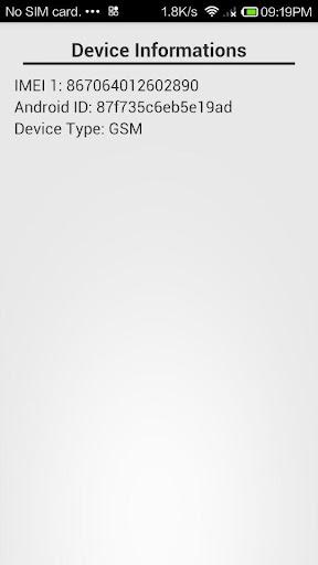 玩工具App|DeviceInfos免費|APP試玩