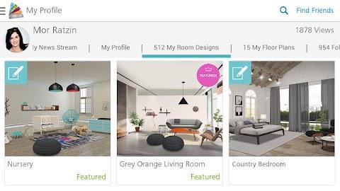 Homestyler Interior Design Screenshot 3
