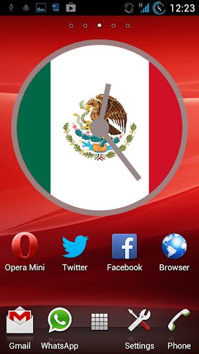 Mexico - Pack de Relojes