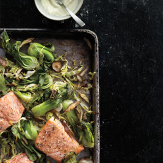 10 Best Wasabi Mayonnaise Salmon Recipes