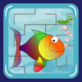 Tropical Fish Maze