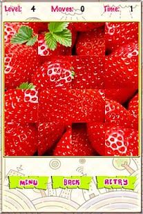 Fruit  Jigsaw Puzzles - screenshot thumbnail