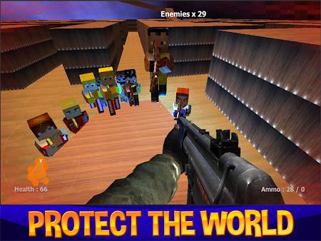 King Of Blocks Fist Tournament C-1 screenshot 55126