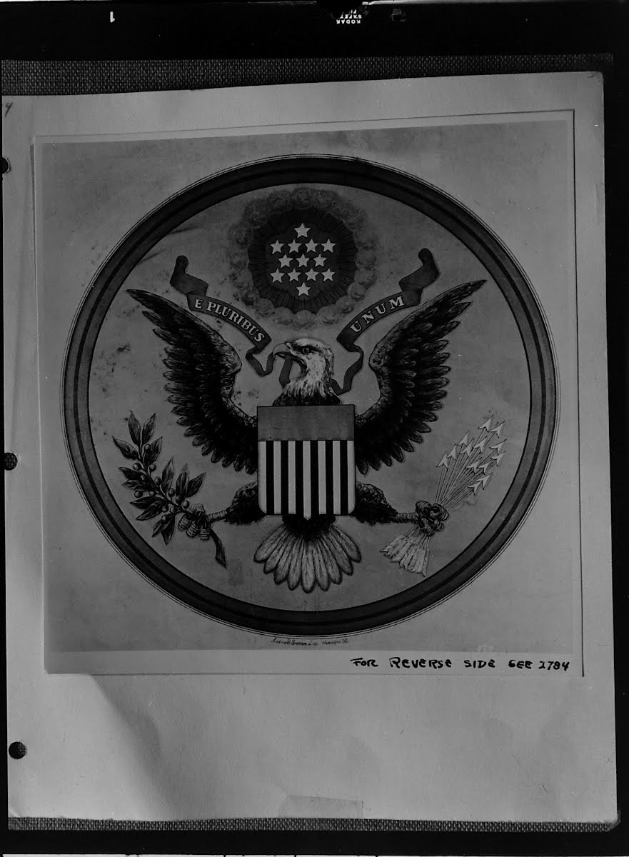 Copy Of Great Seal Of The U.S.