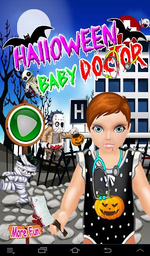 玩免費休閒APP|下載醫生萬聖節遊戲 app不用錢|硬是要APP