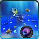 Aquarium Fish 3D Free Live WP logo