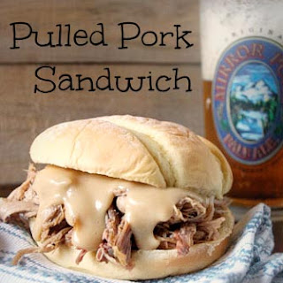 Pulled Pork Sandwich Slow Cooker.