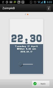 ZsimpleP GO LOCKER THEME - screenshot thumbnail