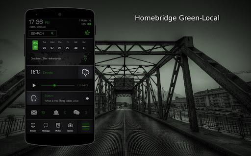 Homebridge Zooper Green Local