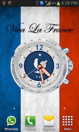 Regarder France Live Wallpaper
