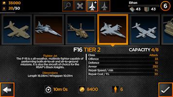 Screenshot of One Force