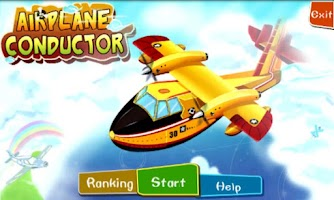 Screenshot of Airplane Conductor
