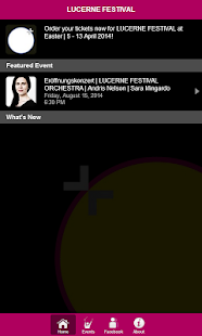 LUCERNE FESTIVAL- screenshot thumbnail