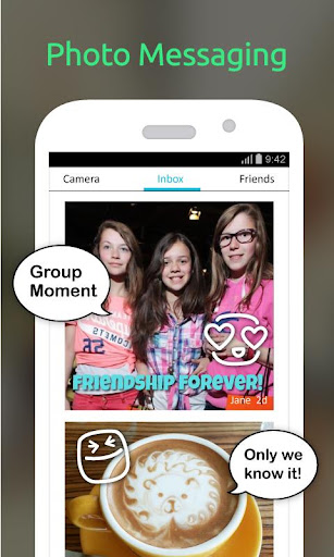 WeSnap-Photo Messaging