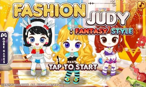 Fashion Judy : Fantasy style