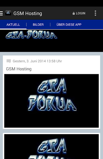 GSM Hosting