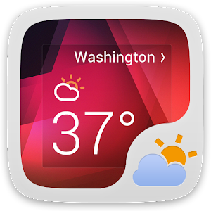 ZERO THEME GO WEATHER 個人化 App Store-癮科技App