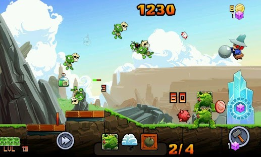 Goblins Rush- screenshot thumbnail