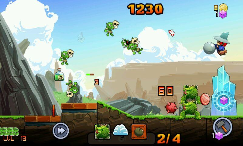 Goblins Rush - screenshot