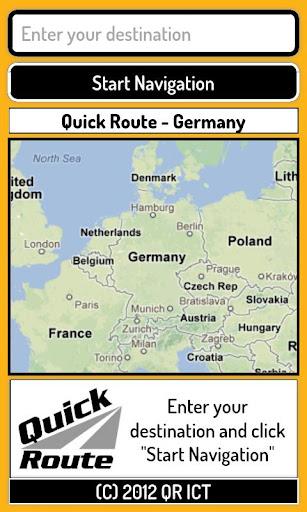 快速幹線德國