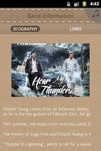 Pimpin Young / P.I.M.P On ENT. - screenshot thumbnail