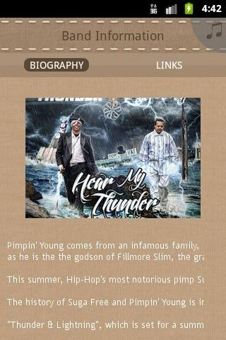 Pimpin Young / P.I.M.P On ENT. - screenshot