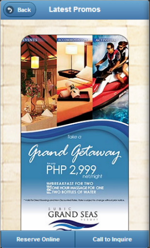 【免費商業App】Subic Grand Seas Resort-APP點子