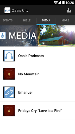 Oasis City App