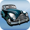 Classic Car Parking 3D Light icon