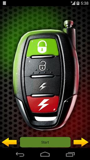 Car Alarm Simulator Sounds
