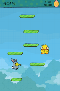 Doodle Jump Easter Special - screenshot thumbnail