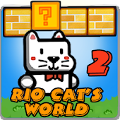 Super Rio Cat's World 2
