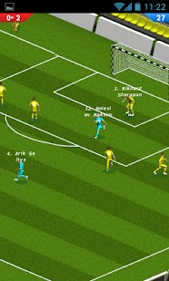 MFOOT- online football manager- screenshot thumbnail