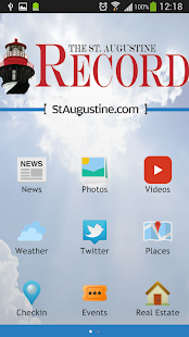St. Augustine Record Mobile - screenshot thumbnail