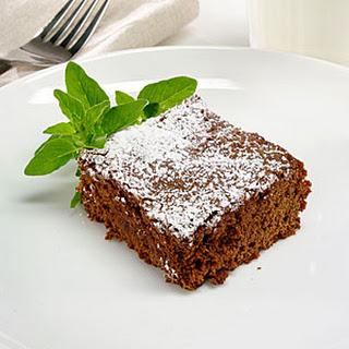 Bittersweet Brownies.