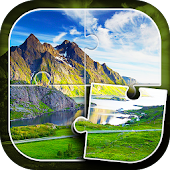 Mountains Jigsaw Puzzle
