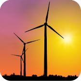 Wind Power Live Wallpaper By Adermark Media APK Icon