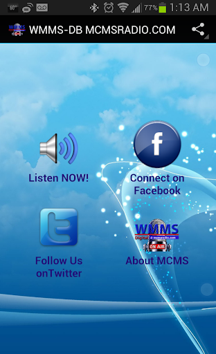 WMMS Digital Radio