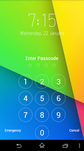 Keypad Lock - screenshot thumbnail