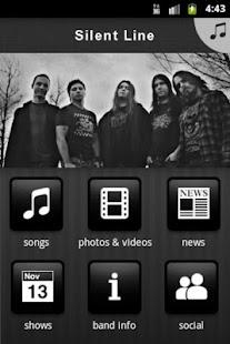 Silent Line- screenshot thumbnail