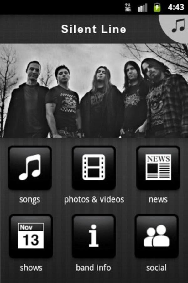 Silent Line- screenshot