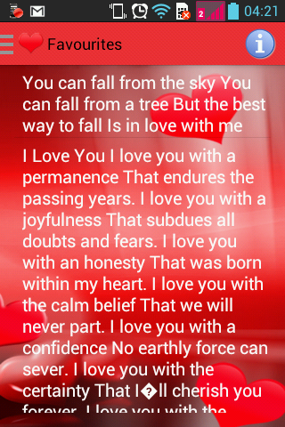 Love quotes and poems file pro