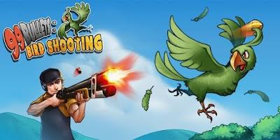 Screenshot of 99 Bullets Bird Shooting
