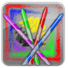 Pick up Crayon Sticks icon
