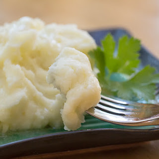 Ultra Creamy Mashed Potatoes.