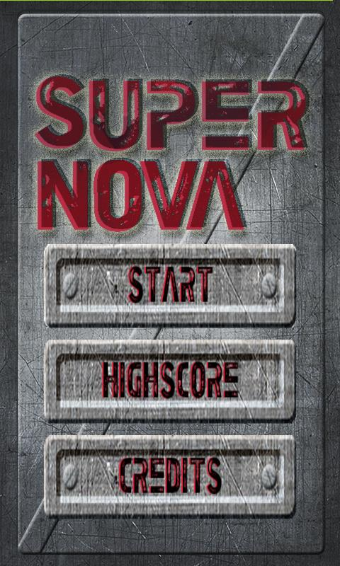 Supernova- screenshot