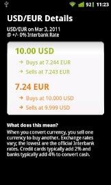 Currency Converter Screenshot 2