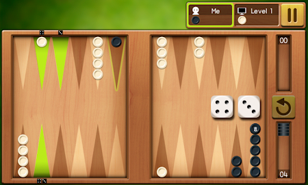 Backgammon King 14.0 screenshot 332319