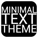 Minimal Text THEME – FREE logo